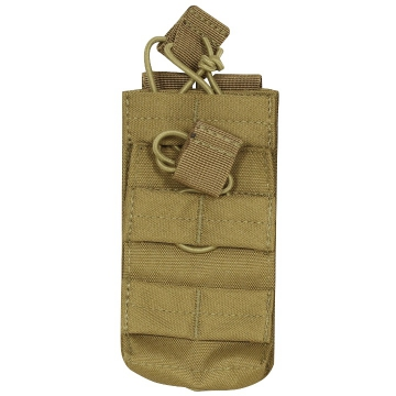 Dvojitá MOLLE sumka na zásobníky M4 Viper Tactical Single Duo Mag Pouch Coyote
