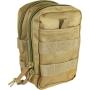 Pouzdro Viper Tactical Splitter Pouch / 9x12x18cm Coyote