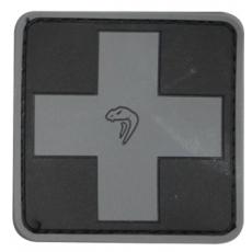 Nášivka na suchý zip Viper Tactical Medic Black  / 5x5cm