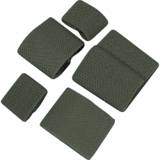 Elastická spona Viper Tactical Buckle Tidy Set Green