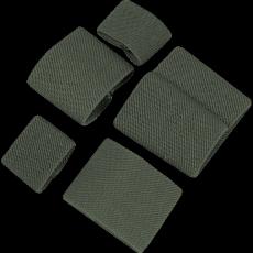 Elastická spona Viper Tactical Buckle Tidy Set Green