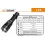 Svietidlo Acebeam L16 USB / 6000K / 2000lm (2.2h) / 603m / 5 režimů / IPx8 / Včetně Li-Ion 18650 / 128gr