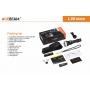 Svítilna Acebeam L30 GEN II USB / 6500K / 4000lm (2m+1h) / 373m / 6 režimů / IPx8 / Včetně Li-Ion 21700 / 168gr