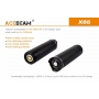 Svetidlo Acebeam X65 / Studená bíelá / 12000lm (1h) / 1301m / 7 režimů / IPx8 / Včetně Li-Ion 6800mAh baterie / 1290gr