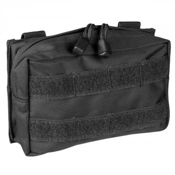 Pouzdro MilTec MOLLE Belt Pouch Small / 17x5x12cm Black