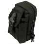 Pouzdro MilTec Commando Belt Pouch (136070) / 13x8,5x5cm Black