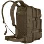 Batoh MilTec US Assault S / 20L / 42x20x25cm Green