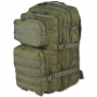 Batoh MilTec US Assault L / 36L / 51x29x28cm Green