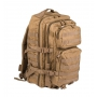 Batoh MilTec US Assault L / 36L / 51x29x28cm Coyote