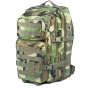 Batoh MilTec US Assault L / 36L / 51x29x28cm WoodLand
