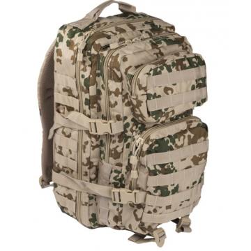 Batoh MilTec US Assault L / 36L / 51x29x28cm Tropical Camo