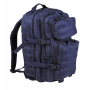 Batoh MilTec US Assault L / 36L / 51x29x28cm Dark Blue