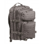 Batoh MilTec US Laser Cut Assault L / 36L / 51x29x28cm Grey