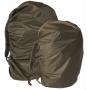Pláštěnka na batoh až do 80L MilTec - OD Green