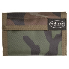 Peněženka MilTec / 9x13cm WoodLand