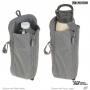 Pouzdro pro lahev Maxpedition XBP Expandable Bottle Pouch / 9x23 cm Grey