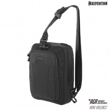 Taška přes rameno Maxpedition Mini Valence (MVL) AGR / 7L / 24x13x32 cm Grey