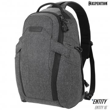 Batoh přes rameno Maxpedition Entity 16 (NTTSL16) / 16L / 25x20x43 cm Charcoal