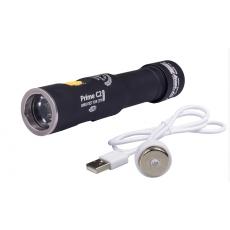 Svítilna Armytek Prime C2 Pro XHP35 Magnet USB / Studená bílá / 2100lm (1h) / 192m / 11