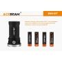 Svetidlo  Acebeam X80-GT X80-GT / Studená bíelá / 32500lm (1min+1.7h) / 369m / 8 režimov / IPx8 / Včetně 4xLi-Ion 18650 / 330gr