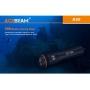 Potápěčská svítilna Acebeam D20 / 6500K / 2700lm (2min-2h) / 296m / IPX8-200m / Včetně Li-Ion 21700 / 128gr