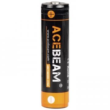 Acebeam Li-Ion 18650 3100mAh 20A Dobíjecí, chráněné baterie