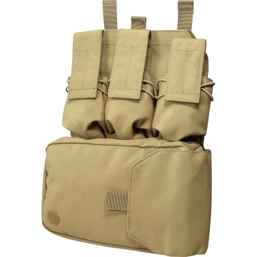 MOLLE kompatibilní panel Viper Tactical Assault Panel / 28x37x9 cm Dark Coyote