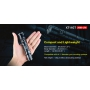 Svietidlo Klarus XT11GT USB / Studená bíelá / 2000L (0.8h) / 316m / 4 režimov / IPX8 / vrátane 18650 Li-Ion / 130gr