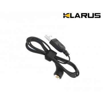 Magnet Nabíjecí kabel Klarus K1-D6 pre XT12GT XT12S  XT30R