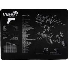 Puškařská podložka Viper Tactical Pistol Mat - Glock