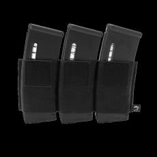 Elastická trojitá sumka na zásobníky M4 na suchý zip Viper