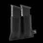 Elastická sumka na zásobníky do pistole na suchý zip Viper Tactical VX Double Pistol Mag... Black
