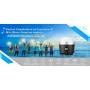 Lucerna pro kempování Klarus CL1 Magnet USB PowerBank Bluetooth / 390lm / 4500K