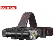 Čelovka Klarus HA2C Magnet USB / Studená bílá / 3200lm / 141m / 5 režimů / IPx8 / Včetně