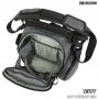 Brašna Maxpedition Entity Crossbody Bag Small (NTTCBS) / 9L / 21x13x28 cm Charcoal