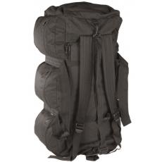 Vojenska taška MilTec COMBAT DUFFLE BAG TAP 98L / 85x34x29cm Black