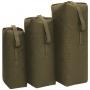 Sumka MilTec US COTTON DUFFLE BAG Large 135L / 125x75cm Green