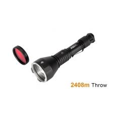 Laserová svítilna Acebeam W30 / 4000K / 500lm (1h45m) / 2408m / 1 režim / IPx8 100m /