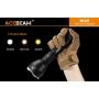 Laserová svítilna Acebeam W30 / High CRI 90+ / 500lm (1h45m) / 2408m / 1 režim / IPx8 100m / Včetně Li-Ion 21700mAh / 248gr