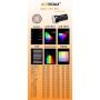 Svítilna pro fotografování Acebeam X80-CRI / CRI≥90 / 4500lm (2min+2.9h) / 95m / 9 režimů / IPx8 / Včetně 4xLi-Ion 18650 / 330gr