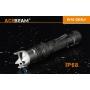 Laserová svítilna Acebeam W10 GEN II / 4000K  / 450lm (3.5h) / 1217m / IP68 / Včetně Li-Ion 21700 / 128gr