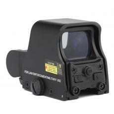 Kolimátor TacticMaster 553 Red/Green Circle Dot