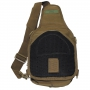Batoh MFH Shoulder Bag / 7L / 19x27x13cm Coyote Tan