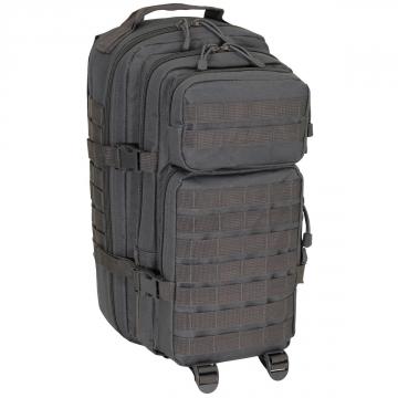 Batoh MFH US Assault I Basic / 30L / 23x44x24cm Urban Grey