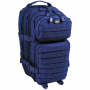 Batoh MFH US Assault I Basic / 30L / 23x44x24cm Blue