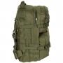 Batoh MFH US Assault II / 40L / 30x48x27cm OD Green