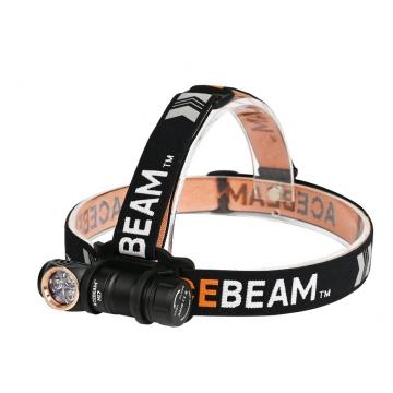 Čelovka Acebeam H17 Magnet / 6500K / 2000lm (1h) / 134m / 7 režimů / IP68 / včetně Li-ion 18350 / 44g