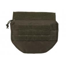 Sumka MilTec na na nosič plátů nebo vestu / 23x4,5x16cm Green