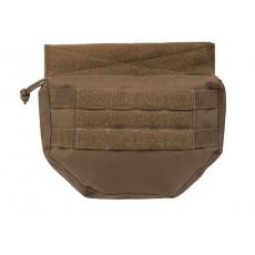 Sumka MilTec na na nosič plátů nebo vestu / 23x4,5x16cm Dark Coyote