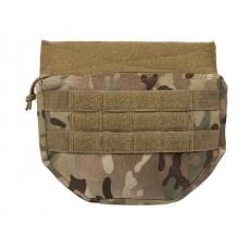 Sumka MilTec na na nosič plátů nebo vestu / 23x4,5x16cm Multitarn